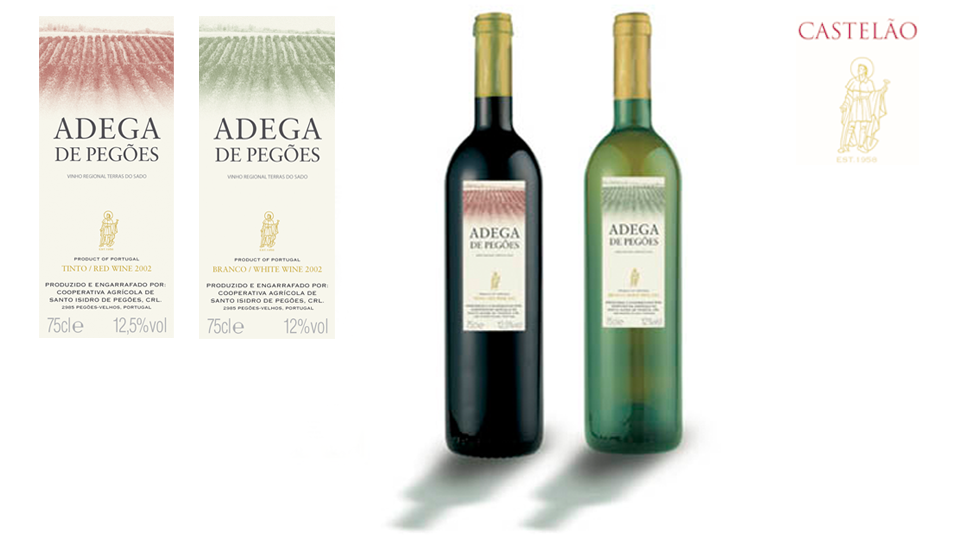 Adega wine labels
