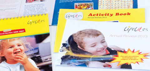 lifelites charity annual reviews