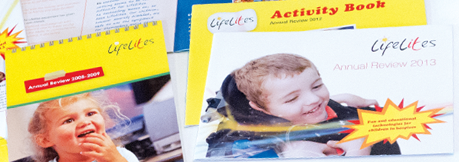 Lifelites Annual Reviews