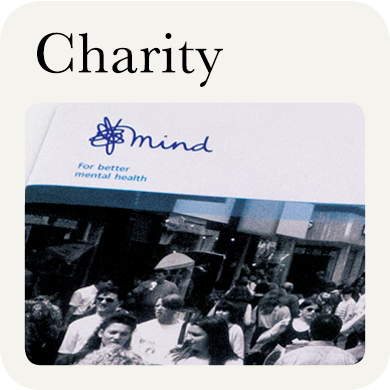 gdf design charity sector